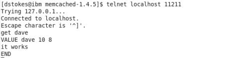 MySQl 5.6 Memached-InnoDB