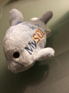 Sakila Toy Dolphin